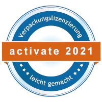 activate - by Reclay Verpackungslizenzierung